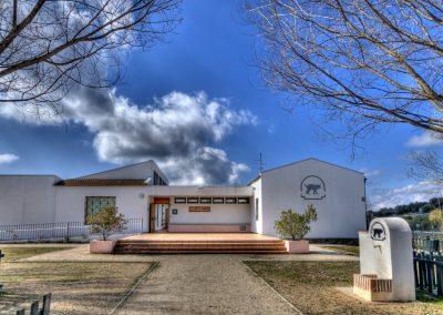 Centro de Recepción de Visitantes Venta Nueva