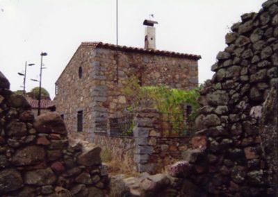 Aldea de El Cerezo