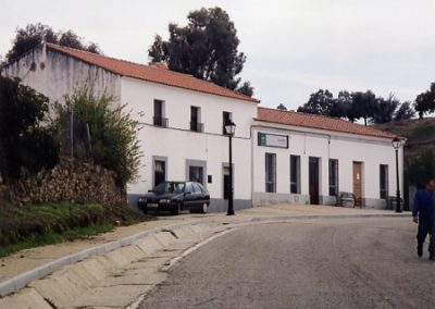 Consultorio Médico y Casa de la Pedania