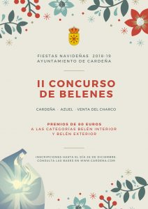 II Concurso de Belenes 2018
