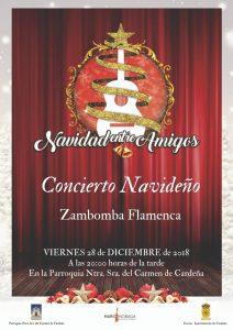 Zambomba Flamenca. 28 de diciembre de 2018